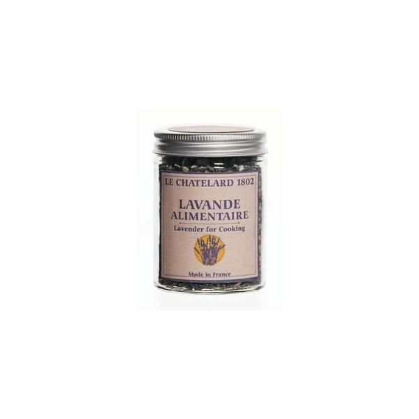 Ceai Lavanda Alimentara de Provence 13g Borcan Le Chatelard 1802 imagine produs
