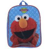 Ghiozdan Sesame Street cu personajul Elmo 32x25 cm