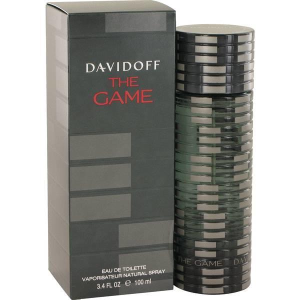 Apa de Toaleta Davidoff The Game, Barbati, 100ml poza