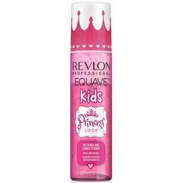 Balsam Leave-In pentru Copii - Revlon Professional Equave Kids Detangling Conditioner Princess Look, 200ml