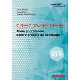 Geometrie. teme si probleme pentru grupele de excelenta. cls. 7-10