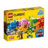 LEGO Classic - Caramizi si roti variate 10712