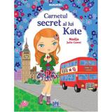 Carnetul secret al lui Kate - Nadja Julie Camel, editura Didactica Publishing House