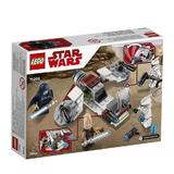 LEGO Star Wars - TM Pachet de lupta Jedi™ si Clone Troopers™ 75206