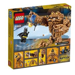 LEGO Batman Movie - Atacul rasunator al lui Clayface™ 70904