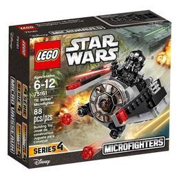 LEGO Star Wars - Tie Stricker Microfighter 75161 pentru 6-12 ani