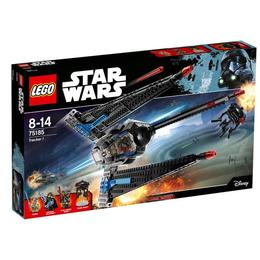 LEGO Star Wars - Nava de urmarire 75185 pentru 8-14 ani