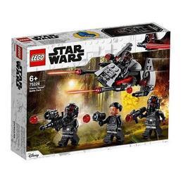 LEGO Star Wars - Pachet de lupta Inferno Squad 75226 pentru 6+