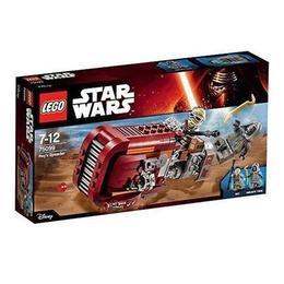 LEGO Star Wars - Rey`s Speeder 75099 pentru 7-12 ani