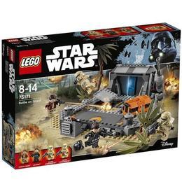 LEGO Star Wars - Batalia de pe Scarif 75171 pentru 8-14 ani