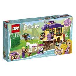 LEGO Disney Princess - Rulota de calatorii a lui Rapunzel 41157