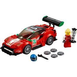 "LEGO Speed Tehnic - Champions Ferrari 488 GT3 ""Scuderia Corsa"" 75886"
