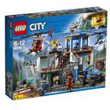 LEGO City - Police Cartierul general al politiei montane 60174