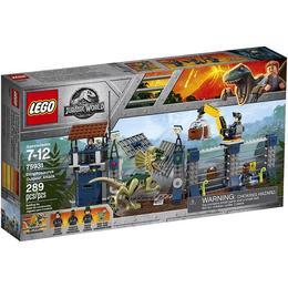 LEGO Jurassic World - Atacul avanpostului cu Dilophosaurus 75931
