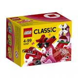 LEGO Classic - Cutie rosie de creativitate 10707