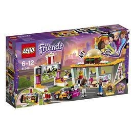 LEGO Friends - Restaurantul Circuitului 41349