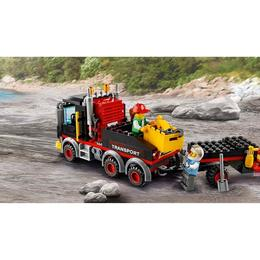 LEGO City - Great Vehicles - Transport de incarcaturi grele 60183