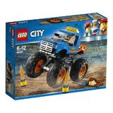 LEGO City - Great Vehicles - Camion gigant 60180