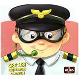 Pilot. Abtibilduri colorate, editura Alias