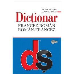Dictionar francez-roman, roman-francez - Valeria Budusan, Clara Esztergar, editura Stiinta