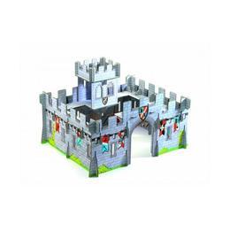 Castel medieval machetă 3d - Djeco