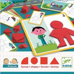 Eduludo forme geometrice - Djeco