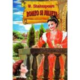 Romeo si Julieta autor William Shakespeare editura Stefan