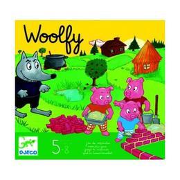 Joc de cooperare woolfy - Djeco