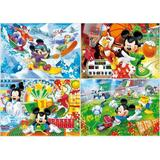 Puzzle Clementoni Mickey Mouse 15 piese - Clementoni