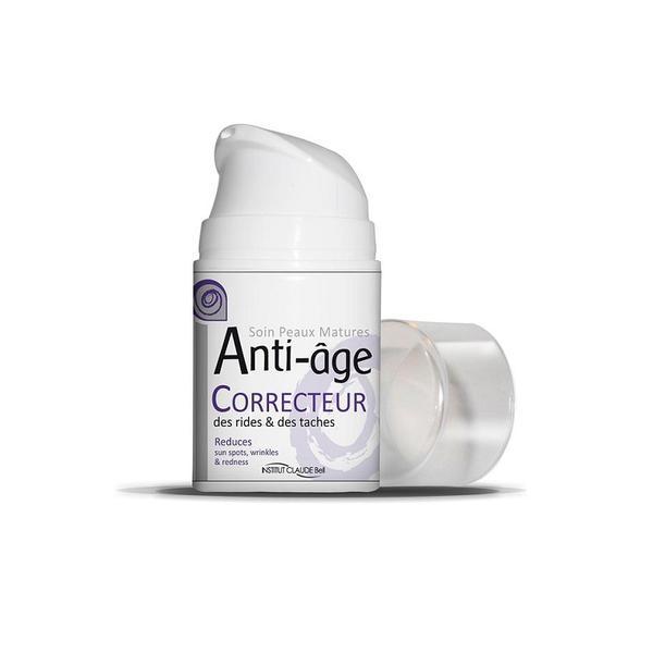 Crema antiimbatranire, antirid, roseata, pete Anti-Age Correcteur Institut Claude Bell 50ml imagine produs