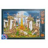 Puzzle D-Toys 1000 piese - carton