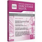 Revista romana de executare silita. Nr.1 din 2019, editura Universul Juridic