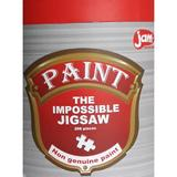 Puzzle Jam The impossible paint rosu