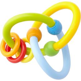 Jucărie pentru dezvoltarea dexterităţii bebeluşilor – Carusel, Haba