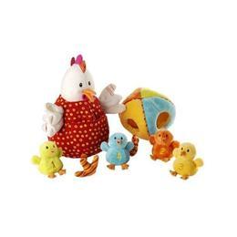Jucărie educativă pentru spus poveşti, Ofelia şi puiuţii ei ( Ophelie and her chicks )