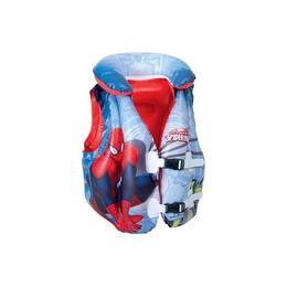 Vesta de salvare gonflabila pentru baieti - 51 x 46 cm SpiderMan, 3-6 ani - Nebunici