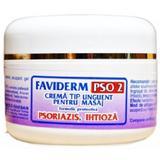 Crema tip Unguent pentru Masaj Faviderm PSO 2 Psoriazis, Ihtioza Favisan, 50ml