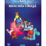 Ridichea Uriasa - carte de colorat cu povesti, editura Eurobookids