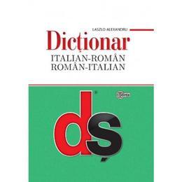 Dictionar italian-roman, roman-italian - Laszlo Alexandru, editura Stiinta