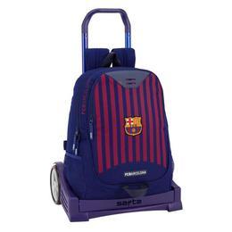Ghiozdan 665 cu troler Evolution FC Barcelona 1st Kit 18-19,33x15x43 cm - Safta