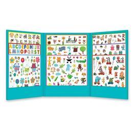 Imagine 1000 Abţibilduri Pentru Copii - Djeco