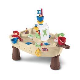 Masuta de joaca cu apa nava pirat - Little Tikes