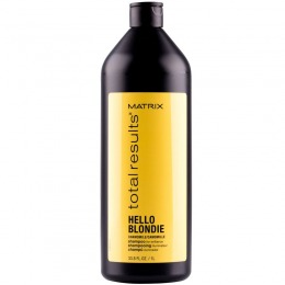 Sampon Par Blond - Matrix Total Results Hello Blondie Shampoo 1000 ml