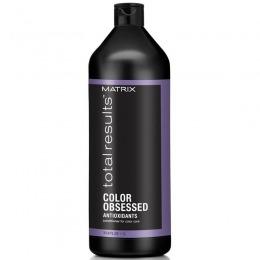 Balsam pentru Par Vopsit - Matrix Total Results Color Obsessed Conditioner 1000 ml
