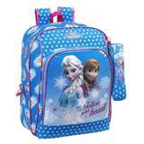 Rucsac Anna si Elsa Frozen