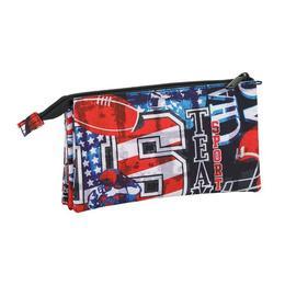 Penar triplu BlackFit8 Superbowl,22x3x12 cm