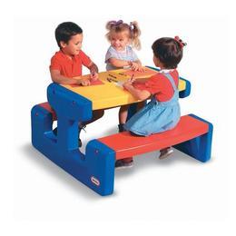 Masuta mare pentru picnic - Little Tikes