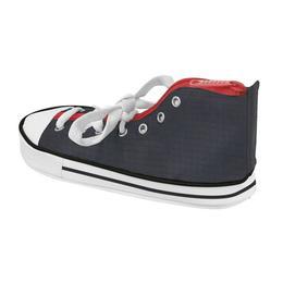 Penar forma pantof sport Safta negru,24x7x12 cm