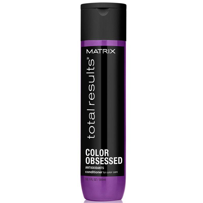 Balsam pentru Par Vopsit - Matrix Total Results Color Obsessed Conditioner 300 ml esteto.ro