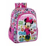 Rucsac fete Minnie Mouse Cool,33x14x42 cm